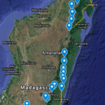 40 to 60 day cycle trip across all of Madagascar tip to toe, end to end: Bicycle Across all of Madagascar's Best